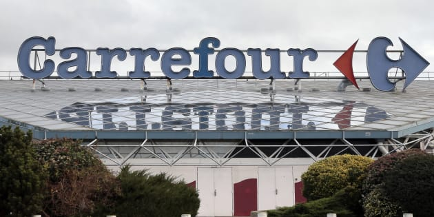 Carrefour annonce 2400 suppressions de postes via un plan de départs volontaires (Image d'illustration).