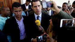 Cerco chavista a Guaidó: le prohíben salir de