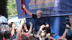 Une cour d'appel ordonne la libération de prison de Lula, un juge la