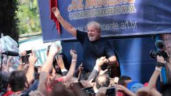 Lula empêché de se rendre à la police brésilienne par des