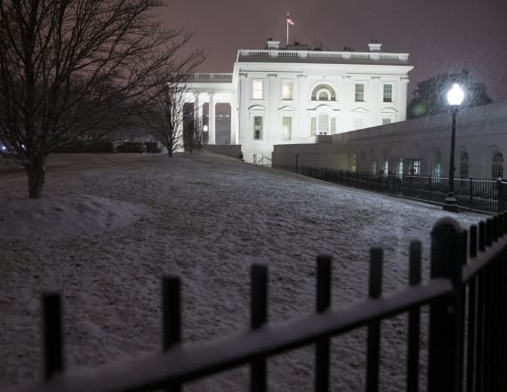 Man charged in plot to attack WH with rocket