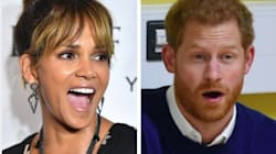 Halle Berry Cheekily Calls Out Prince Harry For Having Her Picture On His Dorm