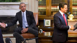 Obama y Trump vs. Peña Nieto y López