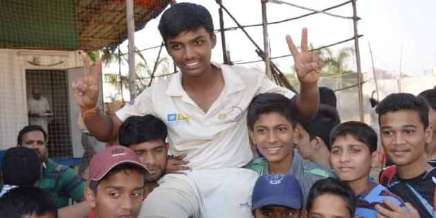 File photo of Pranav Dhanawade.