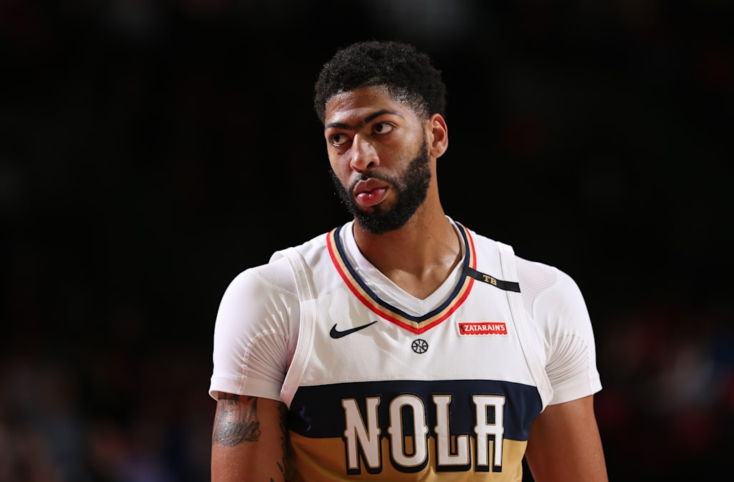 47e601249 Report  Anthony Davis requests a trade from the New Orleans Pelicans ...