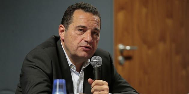 Jean-Frédéric Poisson,le 21 octobre dernier, se fait épingler par la Haute autorité de la primaire pour ses hésitations à soutenir Alain Juppé face au Front national.