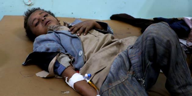 Yemen, strike saudita colpisce autobus: strage di bambini
