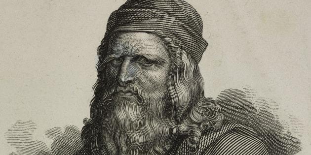 Faz 566 anos que Leonardo da Vinci nasceu.