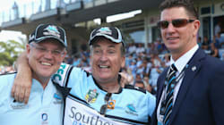 Cronulla Sharks chairman Damian Keogh stands down over alleged cocaine