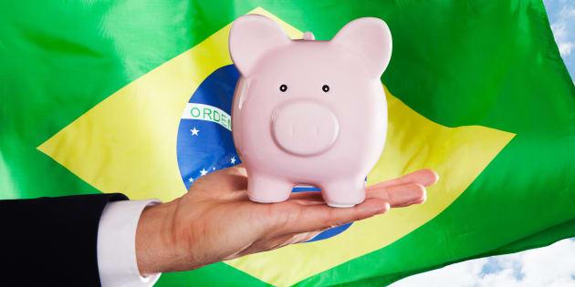 Brasil tem a maior r ecessão da história, de acordo com IBGE.