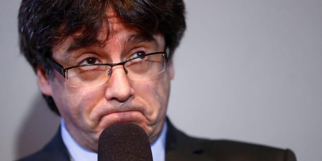 Carles Puigdemont desiste y propone como presidente de Cataluña a Quim Torra