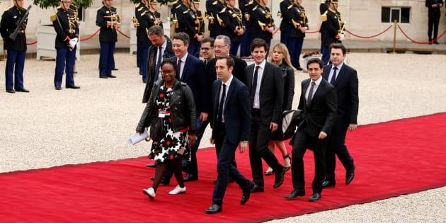 Ismaël Emelien, Julien Denormandie... que vont devenir les membres de l'équipe Macron?