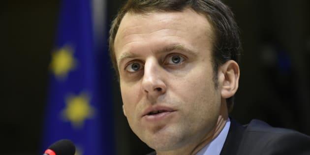 """La révolution Macron, c'est passer de """"c'est la faute à Bruxelles"""" à """"nous citoyens allons améliorer l'Europe""""."""