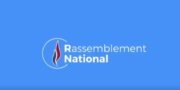 Découvrez le nouveau logo du Rassemblement national, ex-Front National