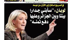 Un journal algérien prend au sérieux un canular du Gorafi sur Marine Le Pen et en fait sa