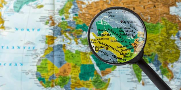 10 jours après l'attentat de New York l'Ouzbekistan et l'Asie Centrale se revendiquent centre névralgique de la stabilité et de la sécurité de l'Europe et du Monde.