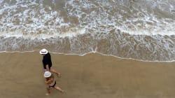 ¿Por qué los gijonenses dicen que la playa de su ciudad se ha llenado, literalmente, de