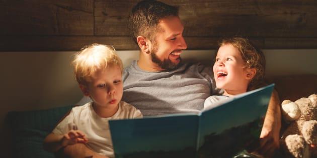 Je veux mettre l'accent sur la plus-value de l'implication des pères dans l'éducation de leurs enfants et par extension, sur l'importance de l'augmentation des figures masculines en enseignement.