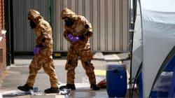 Décès de la Britannique contaminée au Novitchok à
