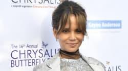Halle Berry enceinte à 50 ans? Elle répond à la