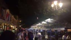 À la fin de France-Belgique, un mouvement de foule fait 30 blessés légers à