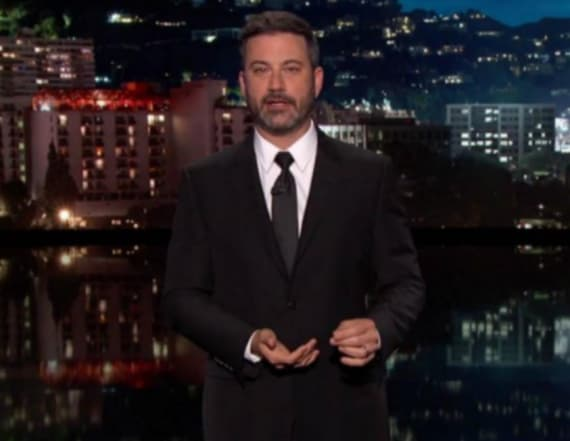 Jimmy Kimmel slams Trump in latest heath care stand