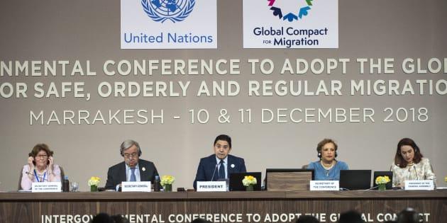 Passa il Global Compact, Patto Onu sui migranti, con molte s