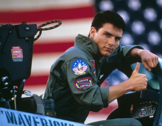 Tom Cruise confirms Connelly is joining 'Top Gun 2'