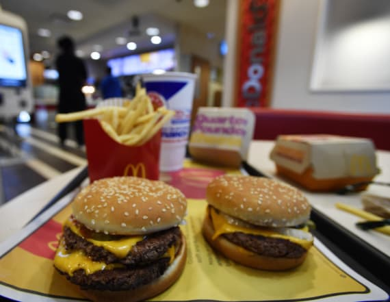 McDonald's to curb antibiotic use in its beef supply