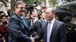 México y China reducirán desbalance