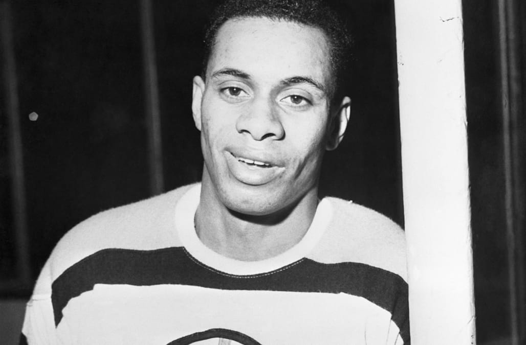 Willie O'Ree elected to Hockey Hall of Fame 60 years after ...