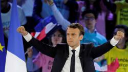 Macron è il nuovo presidente della repubblica