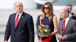Bloquée par les anti-G20, Melania Trump va rater le programme des conjoints (et l'attention spéciale du mari de