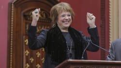 La nouvelle ministre de la Condition féminine est «clairement