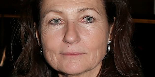 """Elisabeth tanner, l'agent qui a inspiré le personne d'Andréa dans """"Dix pour cent""""."""