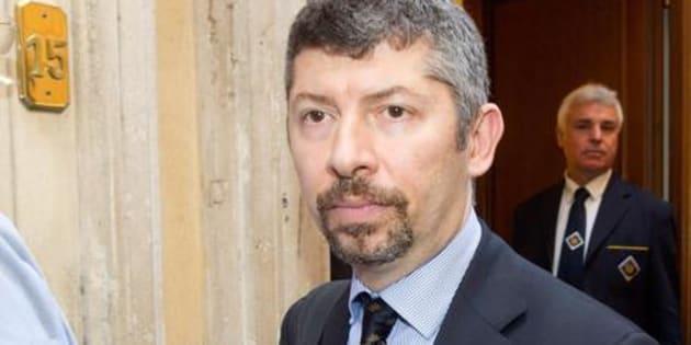 Ivan Scalfarotto sposa il compagno Federico: prima unione civile nel governo