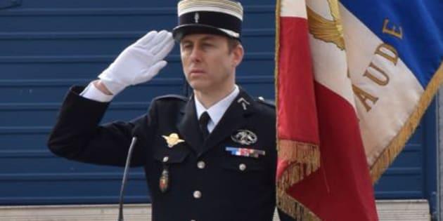 """Arnaud Beltrame est mort: de la sécurité de l'Élysée à l'Irak, le parcours du """"héros"""" de Trèbes"""