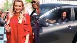 Hilary Duff, enceinte de neuf mois, demande aux paparazzi de la laisser