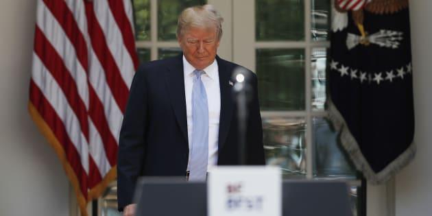 Rohani menace les USA — Accord nucléaire iranien
