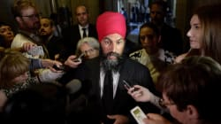 Jagmeet Singh: Leadership Race Partly To Blame In Quebec Byelection