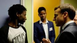 Ni jungle ni violences contre les migrants: Macron appelle les forces de l'ordre à