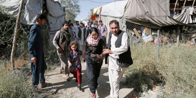 Kaboul: 12 morts dans l'attaque d'une mosquée chiite revendiquée par l'EI