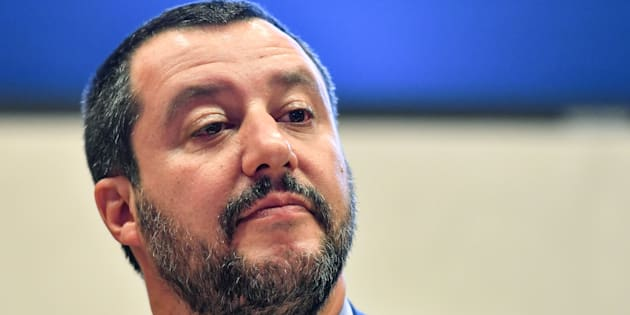 Resultado de imagen para Matteo Salvini