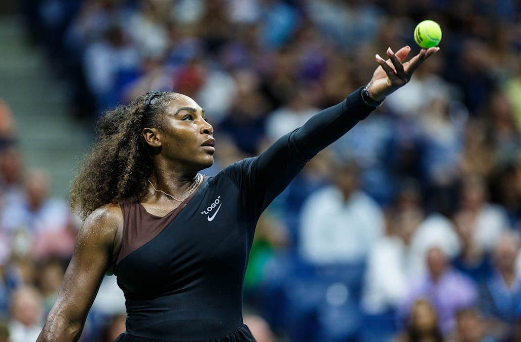 26f301939ac4 LeBron James and Serena Williams have shown their support for Nike s  polarizing Colin Kaepernick ad campaign