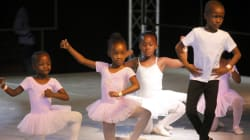 Ballet Really Can Change Lives. These Little Ones From Western Cape Townships Show Just How