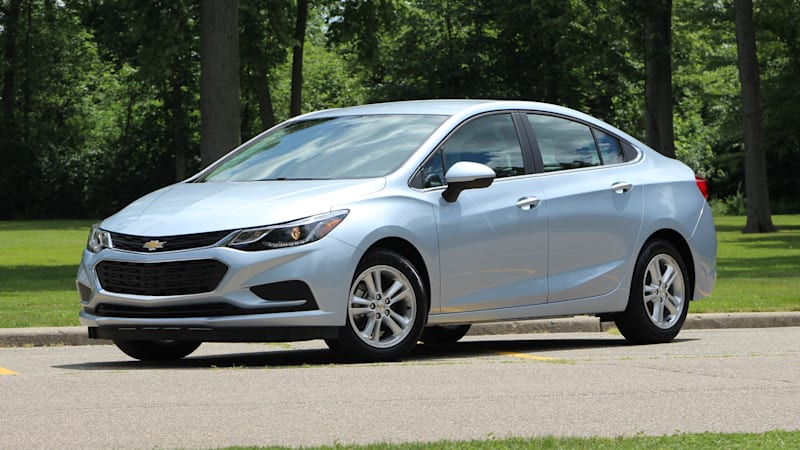 Effortless economy | 2017 Chevrolet Cruze Diesel First Drive