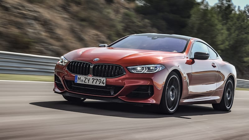 2019 BMW M850i xDrive First Drive Review