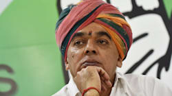 Rajasthan Election: Congress's Manvendra Singh To Take On CM Vasundhara
