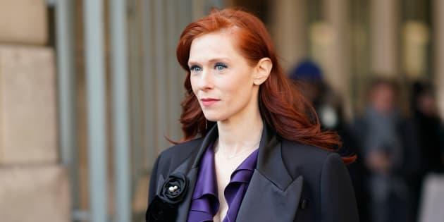 """Audrey Fleurot se confie sur le harcèlement sexuel qu'elle a subi sur le plateau de """"C à vous"""" ce 28 février."""