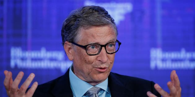 Bill Gates s'excuse pour la combinaison Ctrl + Alt + Suppr — Windows